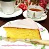 【紅茶とお菓子の美味しいペアリング】レモンジンジャーケーキに合う紅茶