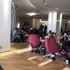 旅の豆知識。成田第1ターミナル KALラウンジ 入室制限があったが・・・・。
