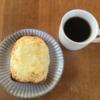 オーブントースターで焼くチーズケーキ風トースト