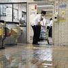 「水が滝のように流れ落ちて…」 奈良で120ミリの雨