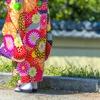平成最後の夏に男がレディース浴衣を着て女性と花火大会に行った話