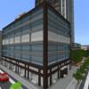 オフィスビルを作る①    [Minecraft #27]