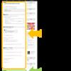 はてなブログのトップページ 無料で一覧形式の設定はできないのか?