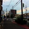 ★矢田の道路