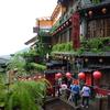 【第一回台湾紀行3】阜杭豆漿(フーハンドウジャン)に寄った後、人気スポット九份へ