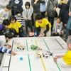 ロボットサッカーワークショップを実施しました