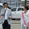秩父から清野さんが応援に来て下さいました。