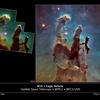 スリープモード中のハッブル宇宙望遠鏡/「創造の柱」