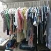 Web内覧会~ウオークインクローゼットに服を収納