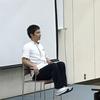 一宮市高齢者大学講座で講演と体操をミックスした「いきいき健康広場」を開催しました