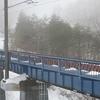 橋梁の多い日本の鉄道