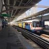 タイ旅行編 その2 〜バンコク〜 BTS(スカイトレイン)に乗って移動してみる。