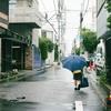 関東梅雨入りの知らせ。