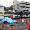 最近の関東バス武蔵野営業所