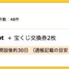 【ハピタス】マネックス証券 口座開設で610pt(610円)♪  取引不要!
