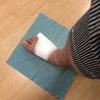 怪我での外出〜貸し出し用車椅子の活用をお勧め
