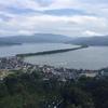 (旅行)京都の天橋立で股のぞきと、舞鶴で海軍ゆかりの港めぐりと、ラーメン一丁に行ったことなど