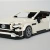 【レゴ自作】 ベンツのAMG GT63 作ってみた