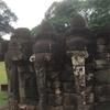 カンボジア・タイ・ミャンマーの旅 *シェムリアップ1日目②〜タクさんとアンコールトム〜