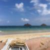 ハワイ初日の過ごし方 →まずビーチチェアでひと眠り、の話