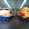 リニア・鉄道館⑬・・・在来線トップバッターは381系!