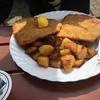 schnitzel(シュニッツェル)は揚げた料理だけではない!ドイツ人夫の週末の料理です。