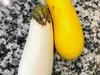 初めて白ナス(White Eggplant)を買ってみた