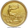 スイス 射撃祭チューリッヒ1895年ゴールドメダルPCGS SP67