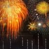 この夏最後の思い出は、渋谷の花火大会だった。