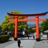 京都一周トレイル東山コース 上