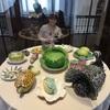 パリ♪装飾芸術美術館♪食べ物モチーフの食器達♪ハネムーン旅行記♪