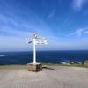 イギリス本土の最西端の地のランズ・エンドとポスカーノ・ビーチ【一年前のひと月のイギリス旅・16】