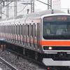 7/14 武蔵野線E231系試運転