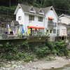 丹生川上流の喫茶店「タイム」