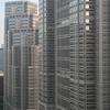 CAV STARTUP BASECAMP 会議室から見た東京都庁。