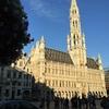 早朝のブリュッセル