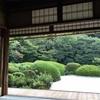 小雨降る土曜、京都洛北を歩いた