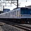 東京メトロ03系107f廃車回送を撮影しました