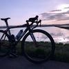 【ロードバイク】サイクリング: カーブドッチでおやつ、外練: 越後七浦〜大河津分水その他あわせて52km