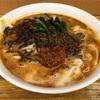 長者町の「華隆餐館」で四川担々麺