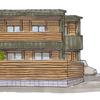 『木を魅せる家』の完成住宅紹介
