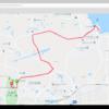 加賀温泉郷マラソン単独走 2の1
