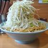 ラーメン二郎  野猿  麺増し700ニンニク少なめ