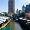 バンコクの水上バス・サンセップ運河水上バスに乗ってみた@トンロー~サイアム間