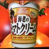 麺類大好き134 日清カップヌードル 海老の濃厚トマトクリーム