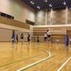 男子練習試合@法政大学東小金井キャンパス