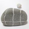 「野球の石 スコアボード」現代アート 石 Contemporary Art 偶偶絵石vol.17