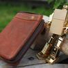【革とライタン1】TOUGH (55561)  本革 二つ折り財布