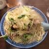 野菜たっぷりチャンポン!「長崎菜館」