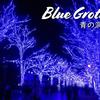 渋谷が青く染まるイルミネーション『青の洞窟 SHIBUYA』 @渋谷